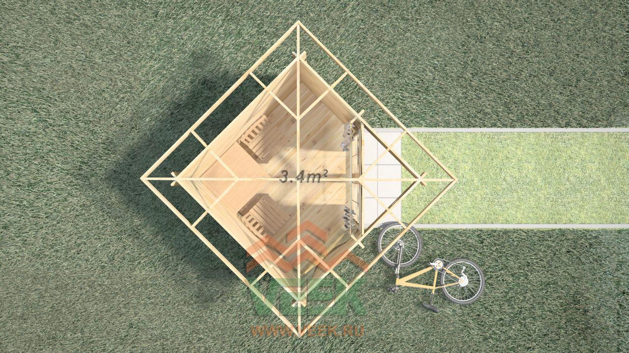 Инструкция по сборке садового домика.  Посмотреть прайс садовые домики и хозяйственные постройки.